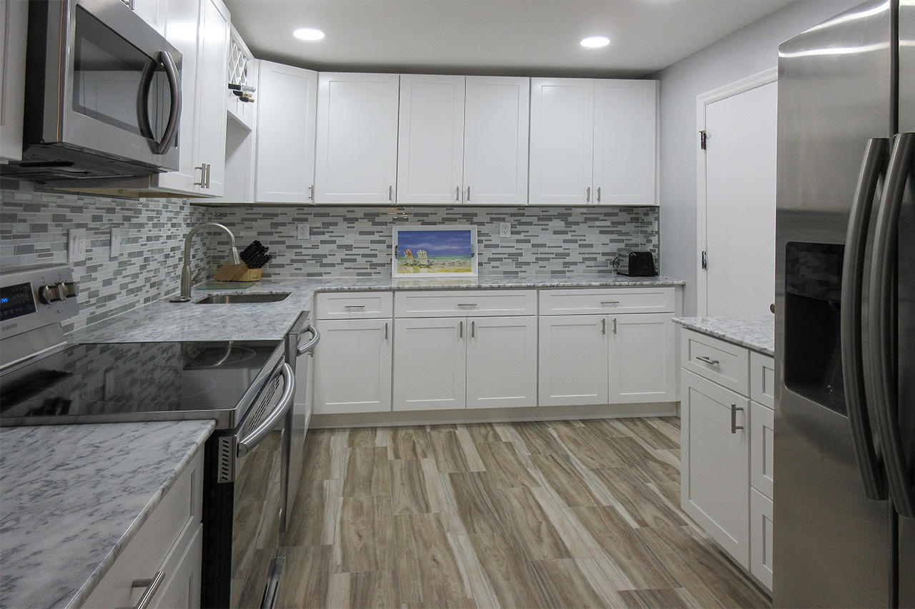 Fabulous fully equipped kitchen
