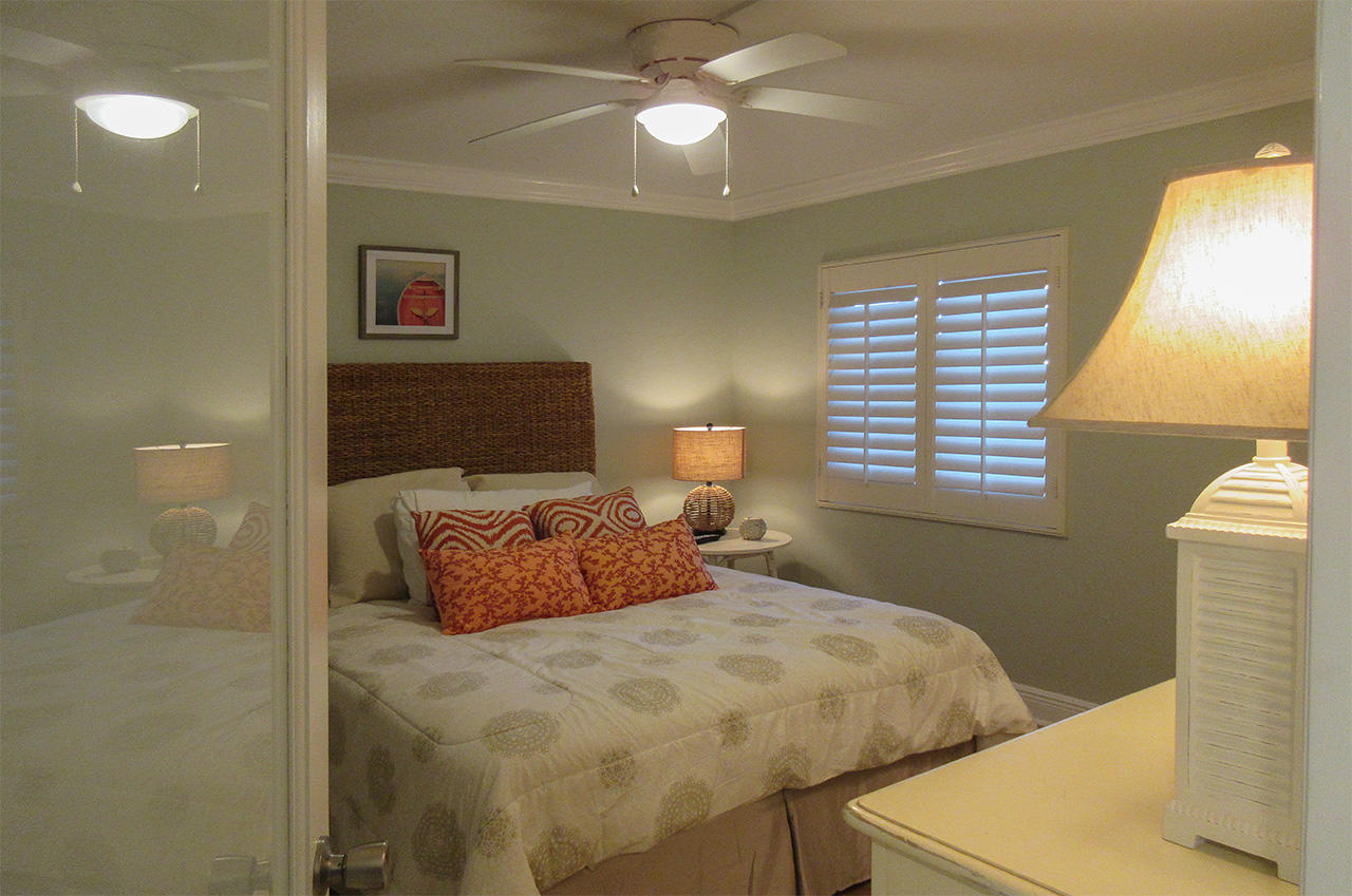 Guest Bedroom at Sandarac 107A