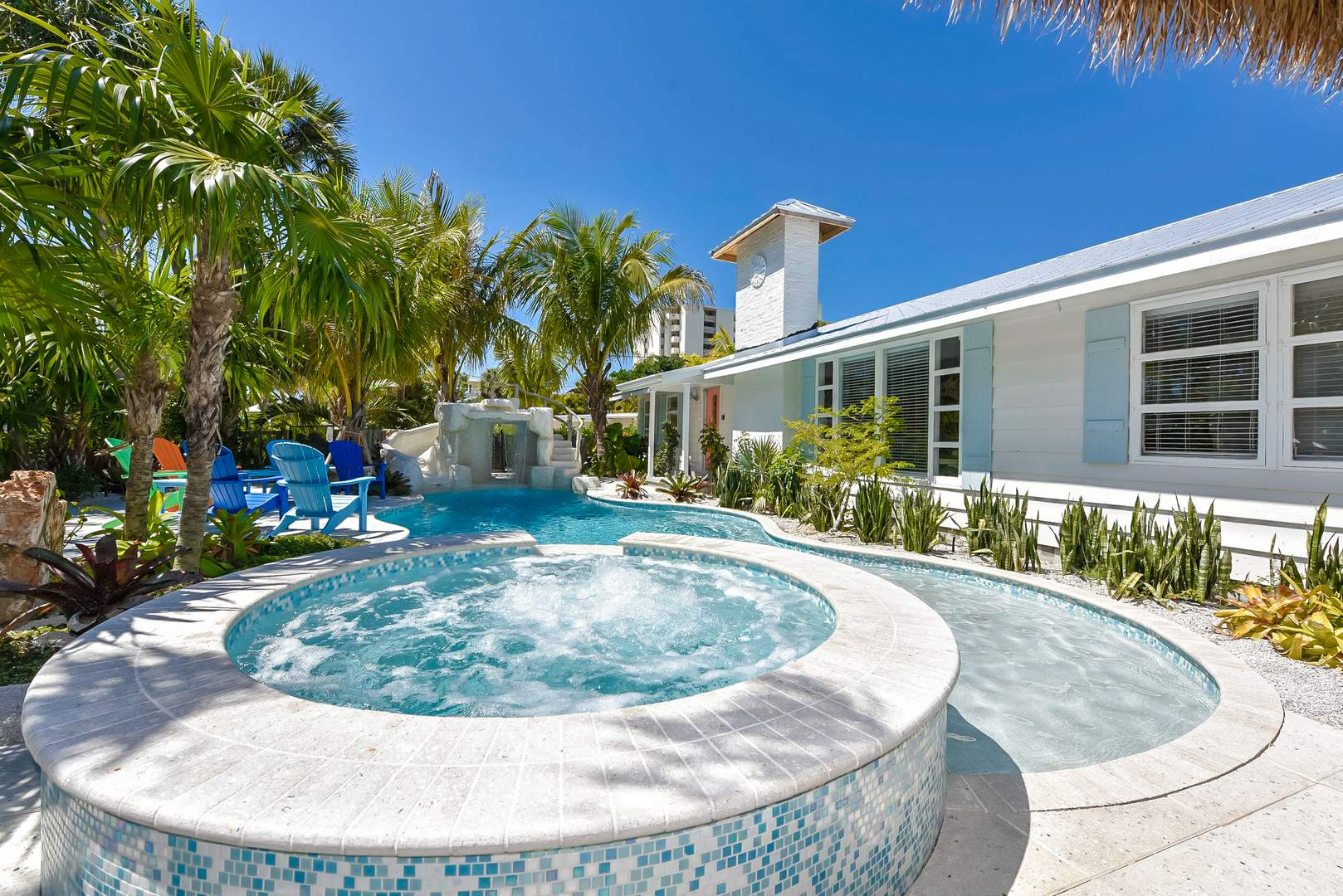 Your Own Water Park - Sleeps 26 - Steps to Everything