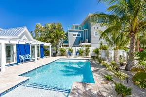 2 Sun Decks in Your Own Private Heated Pool