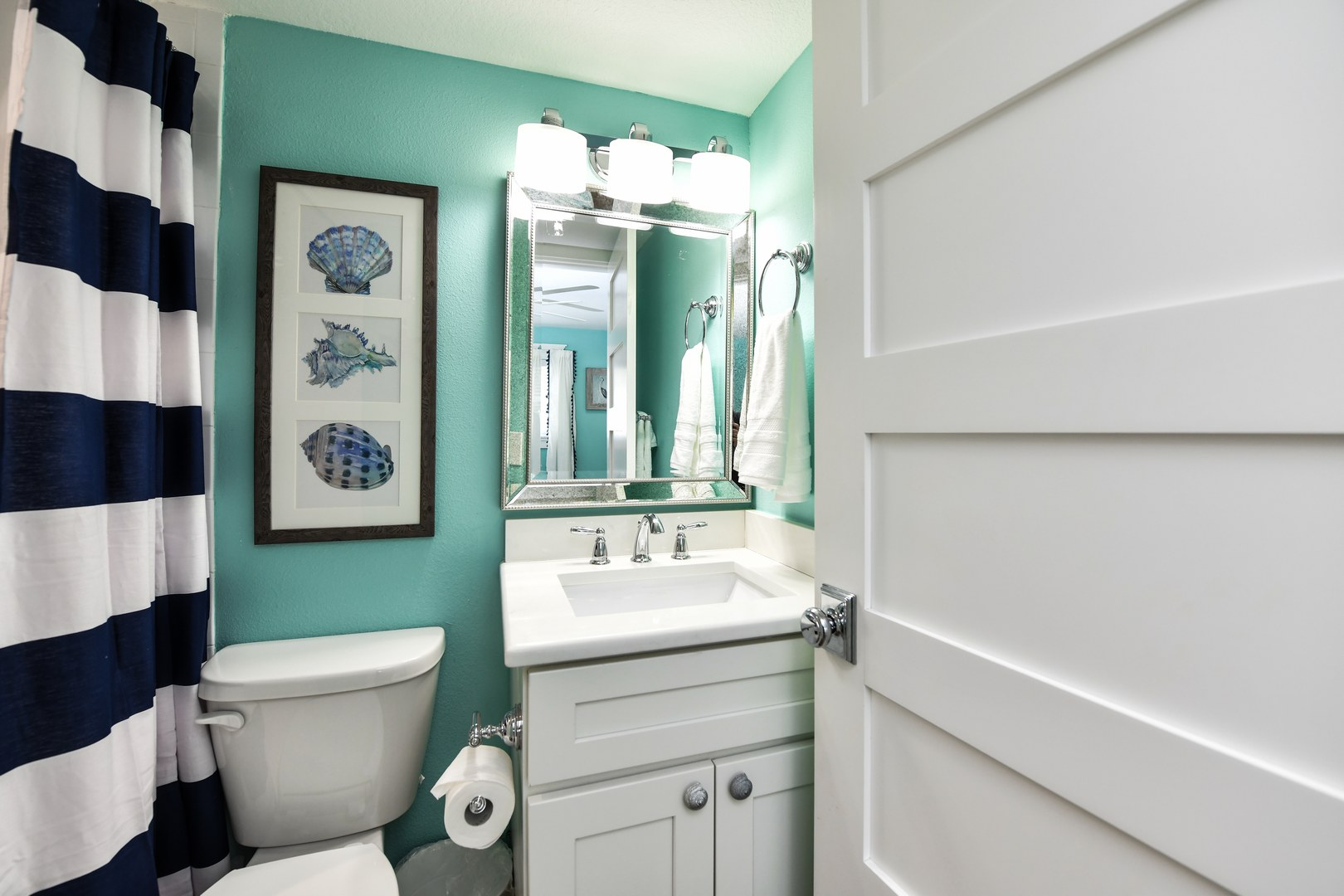 Master Bathroom 2 - Vanity and Commode