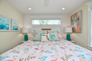 Master Bedroom - Relax is right