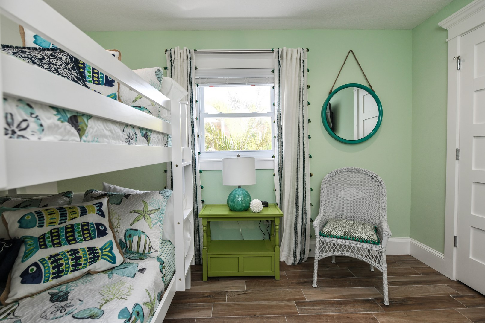 2 Full Beds - Perfect for Kids, Teens, or Adults