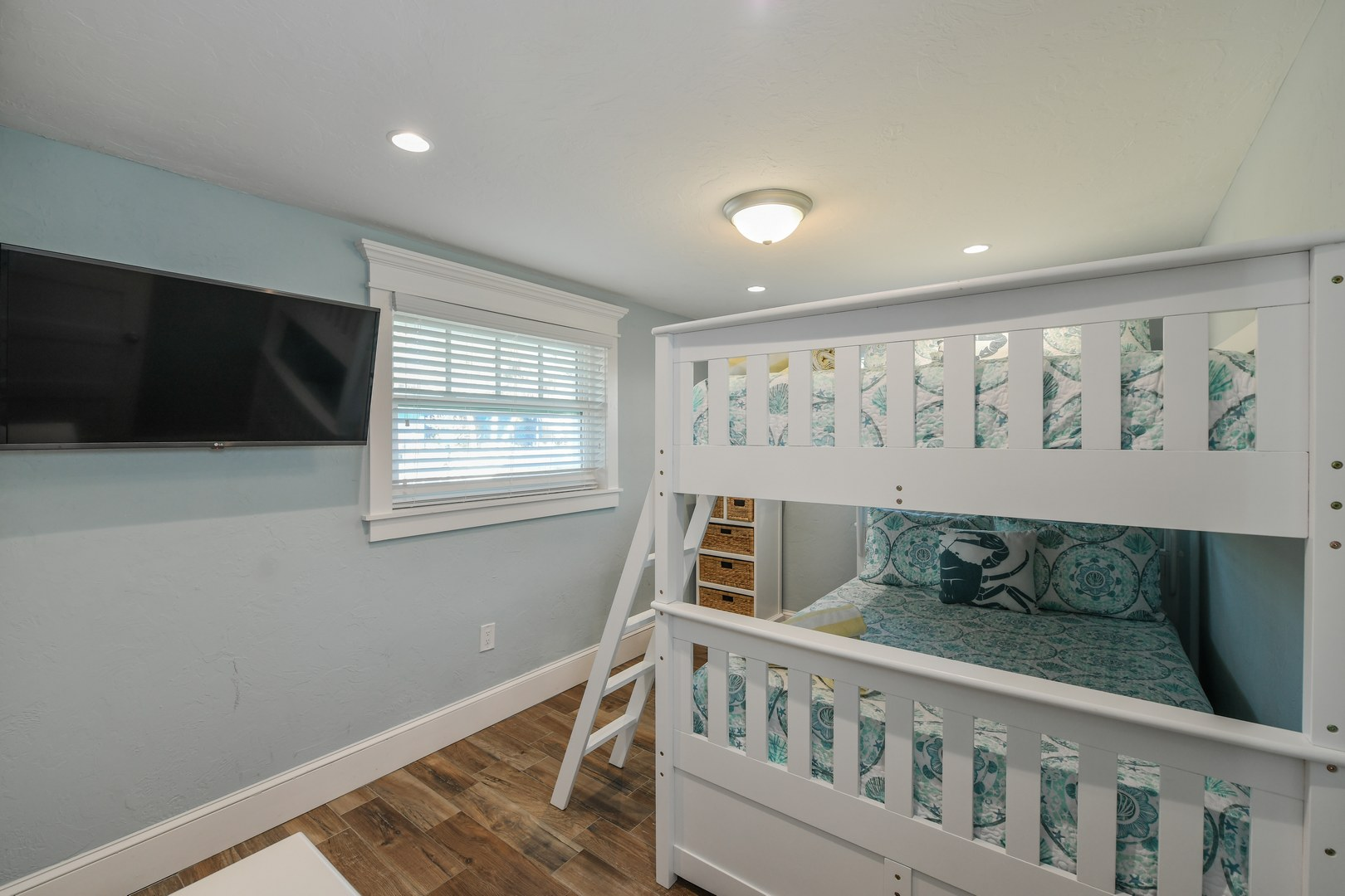 Example bunk bed room 2