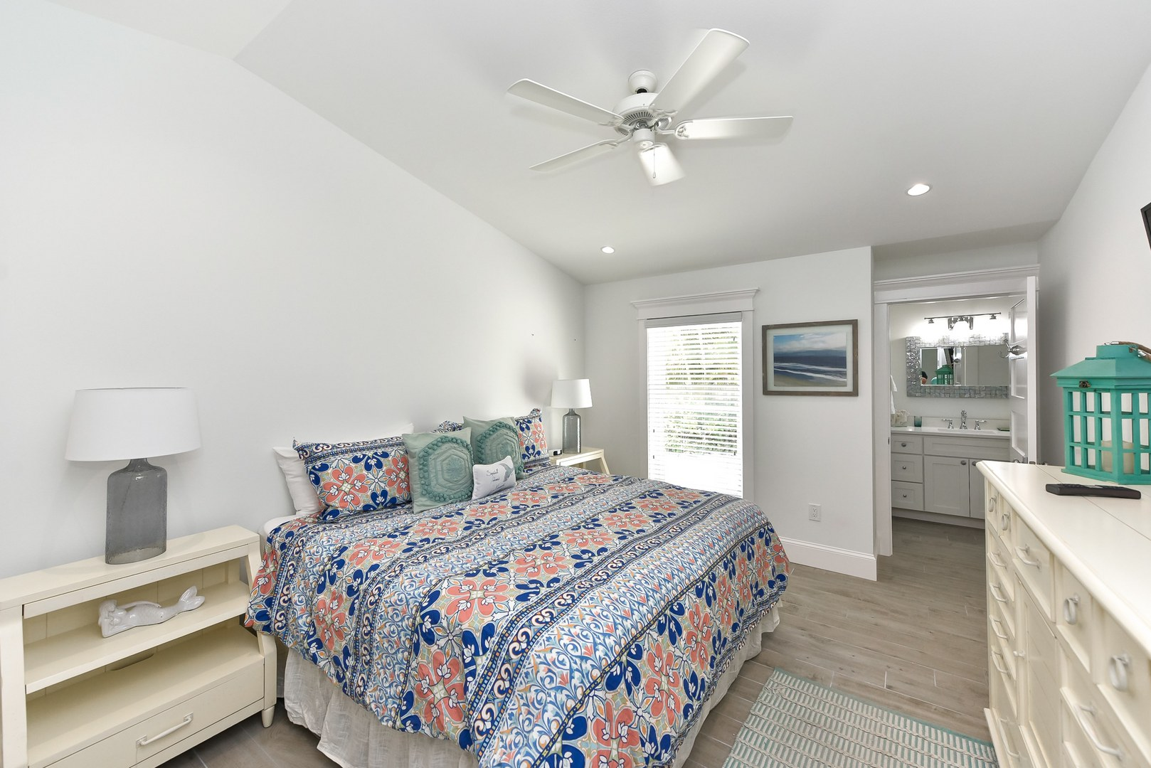 Example - Master bedroom