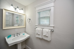 Feel Pampered in this Upgraded Suite with Great Amenities
