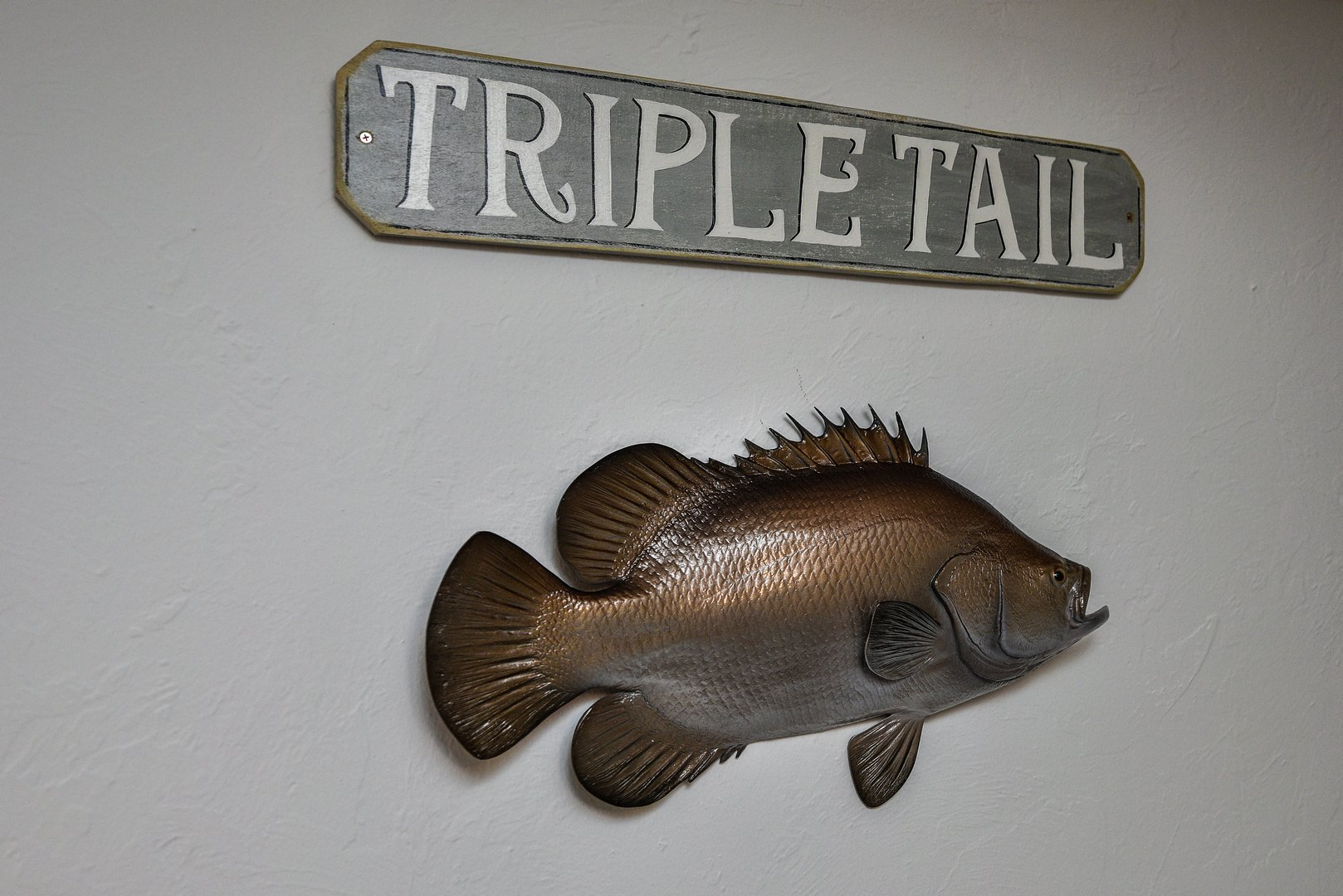 Sleep in the Tripletail or Catch one on a Fishing Charter