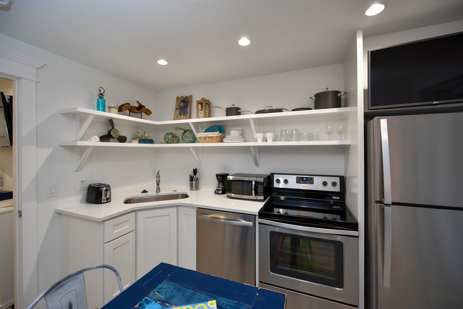 Stainless Steel Appliances and Supplies