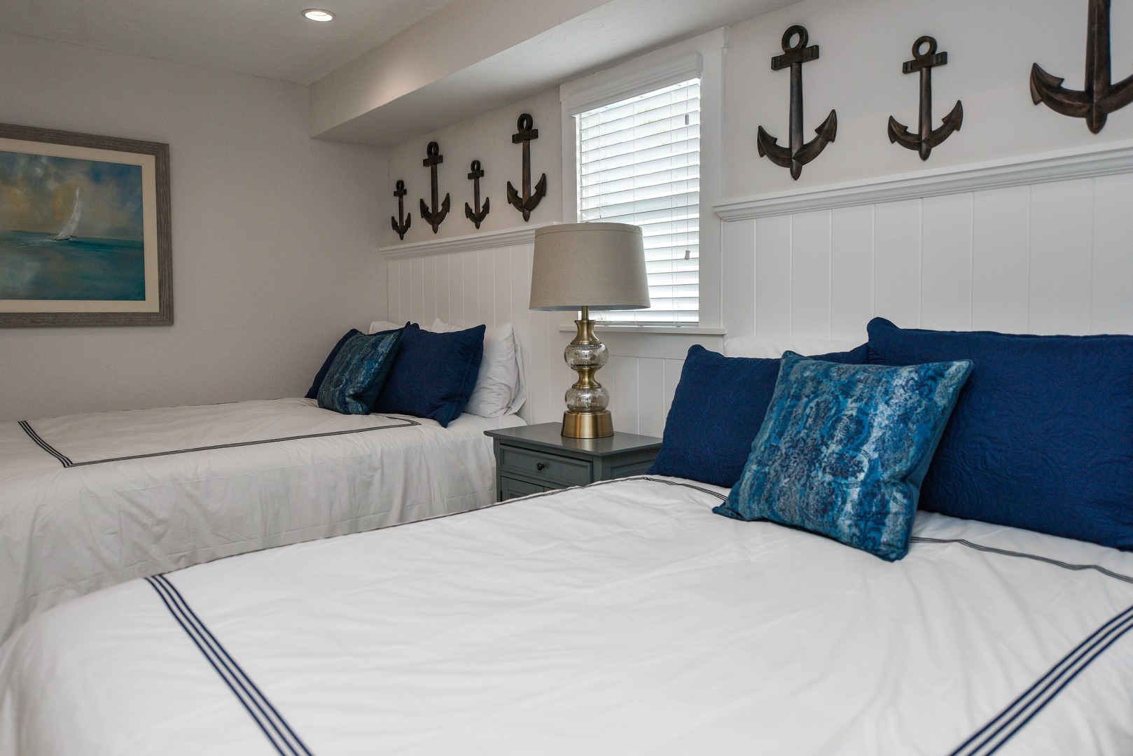 upgraded linens for comfort and rest