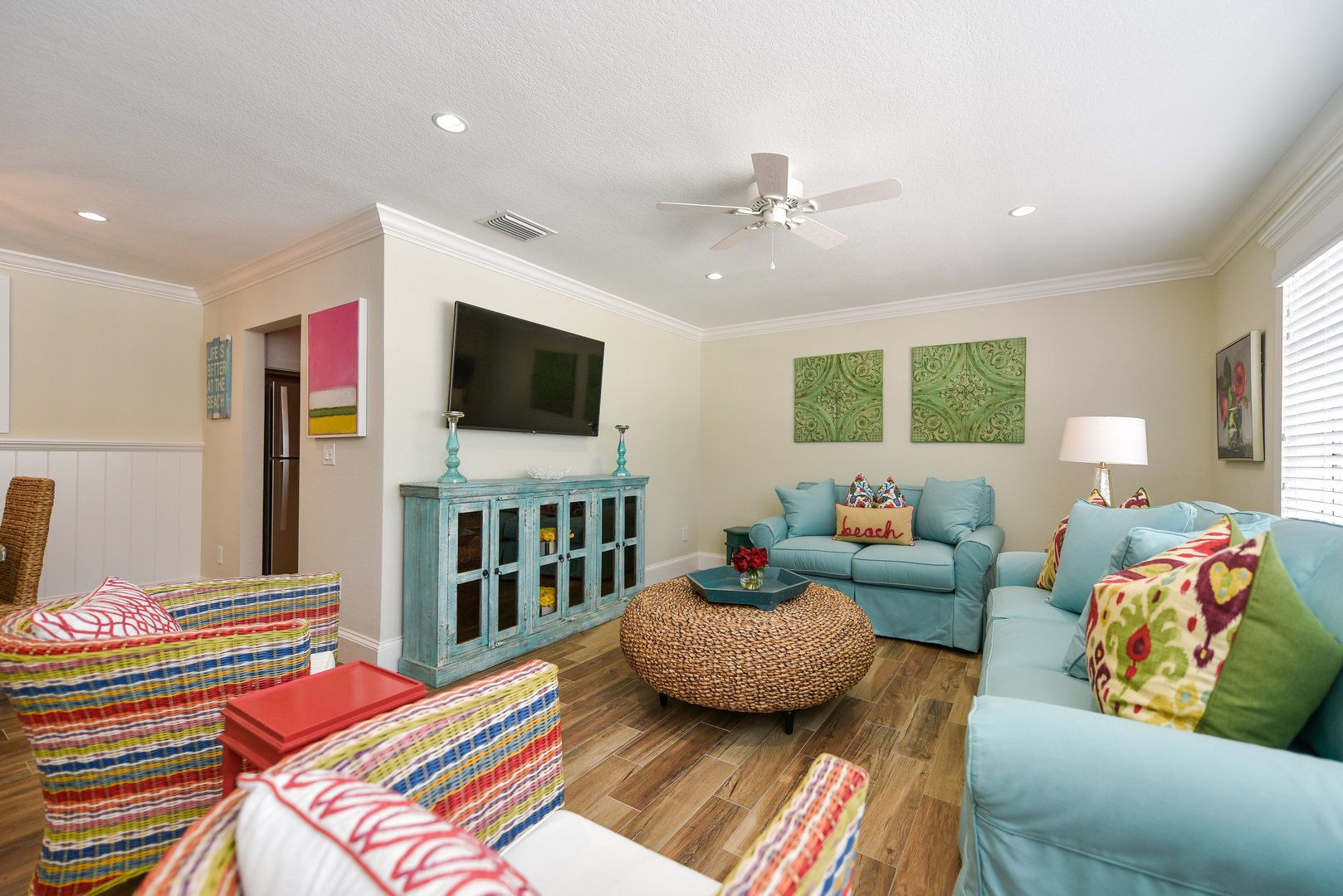 One of Our Largest 1 Bedroom Suites - Handicap Friendly