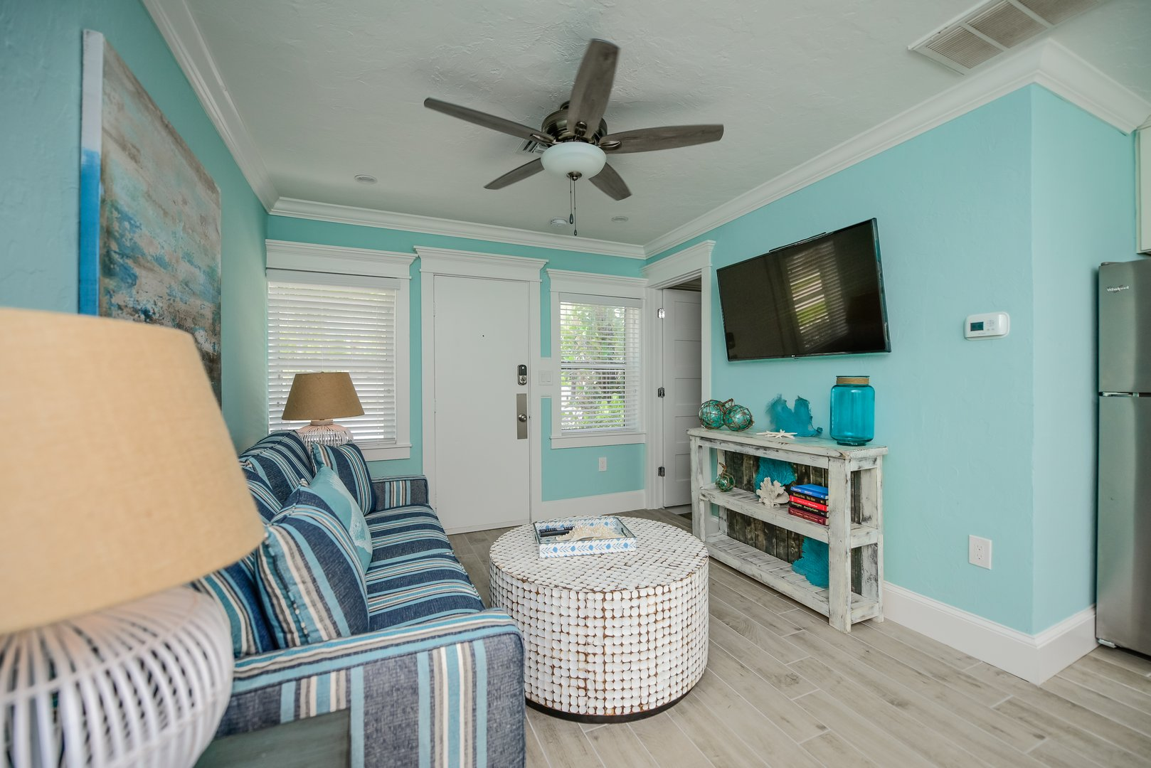 Great Beachy Furnishings and Decor will make you Smile