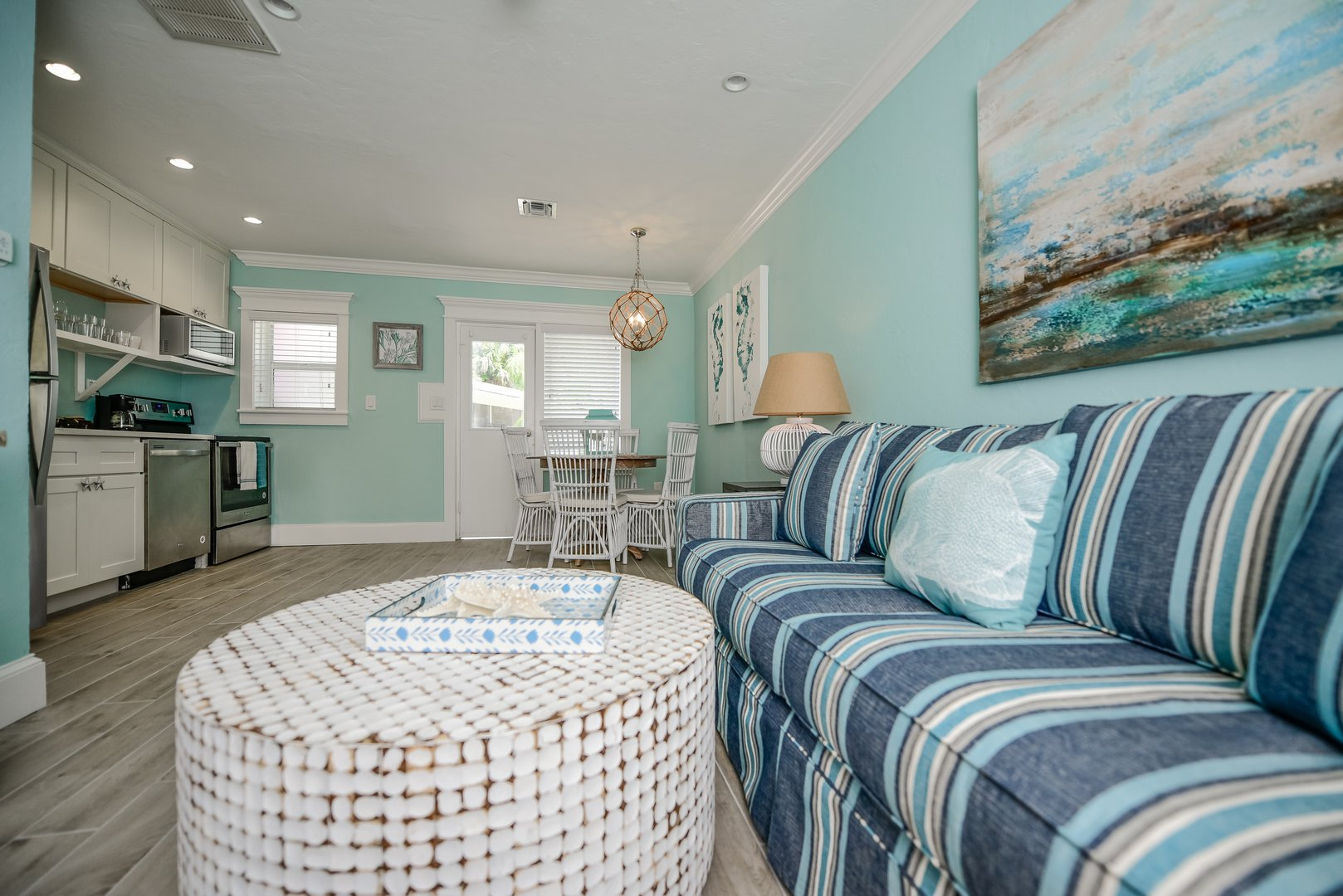 Large Great Room - Living, Dining, Kitchen