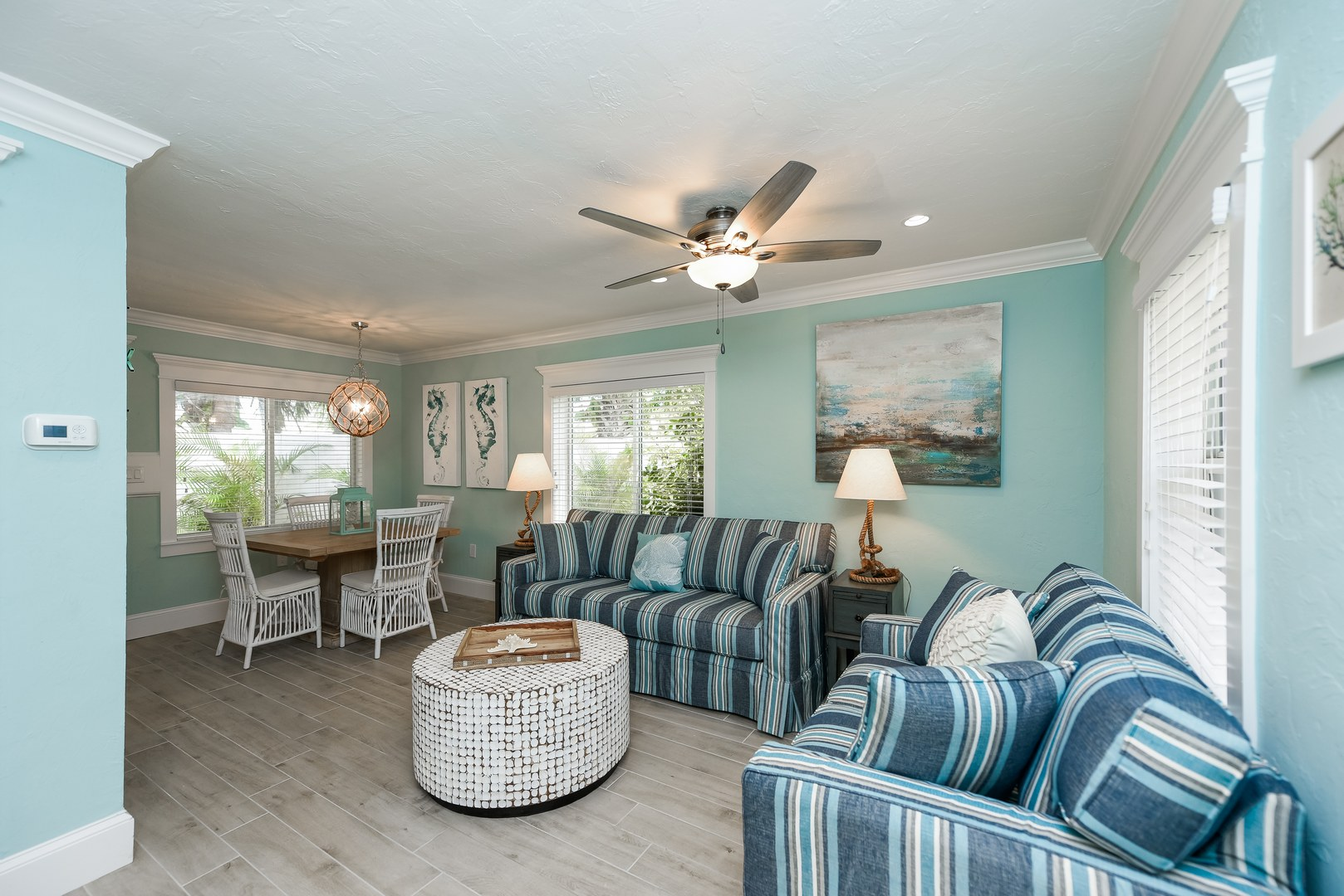 Living and Dining Rooms Join