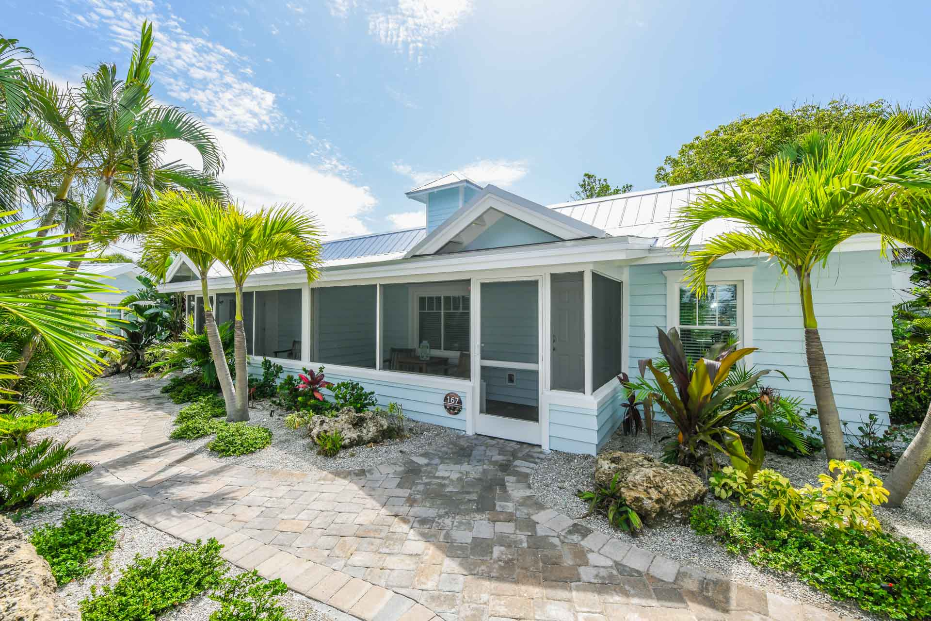 View of Your Beach Bungalow