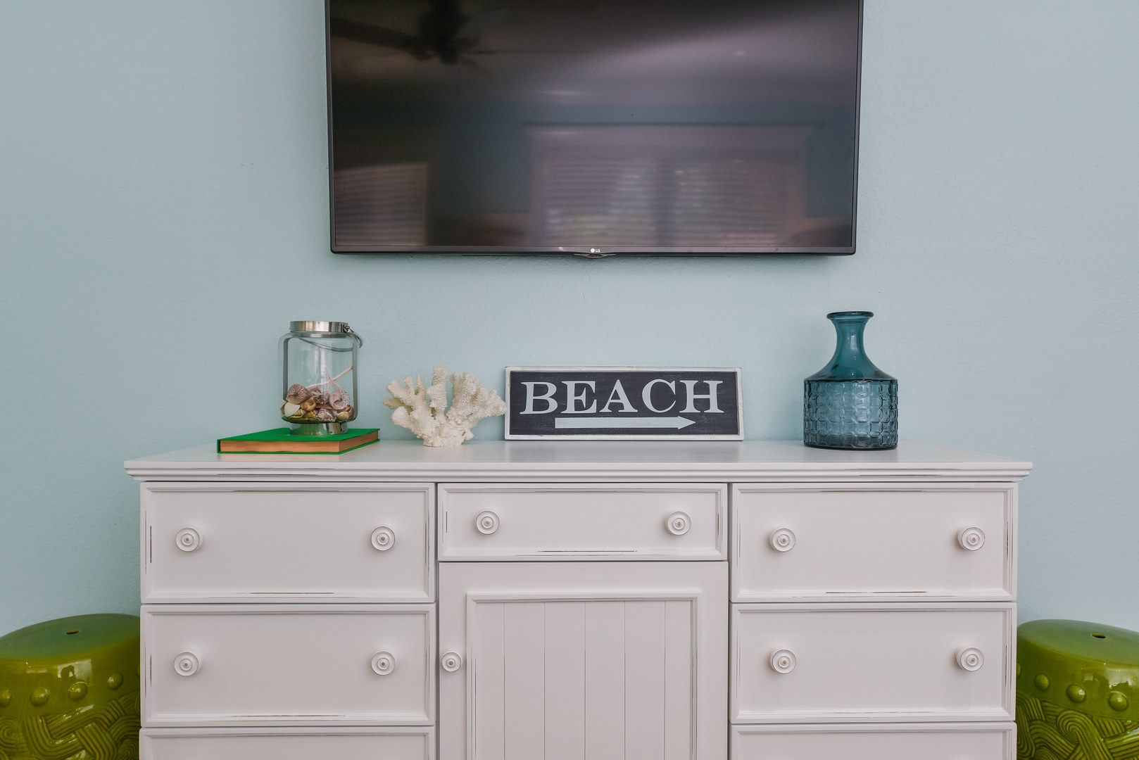 HDTV for those Lazy Days in between Beach Adventures