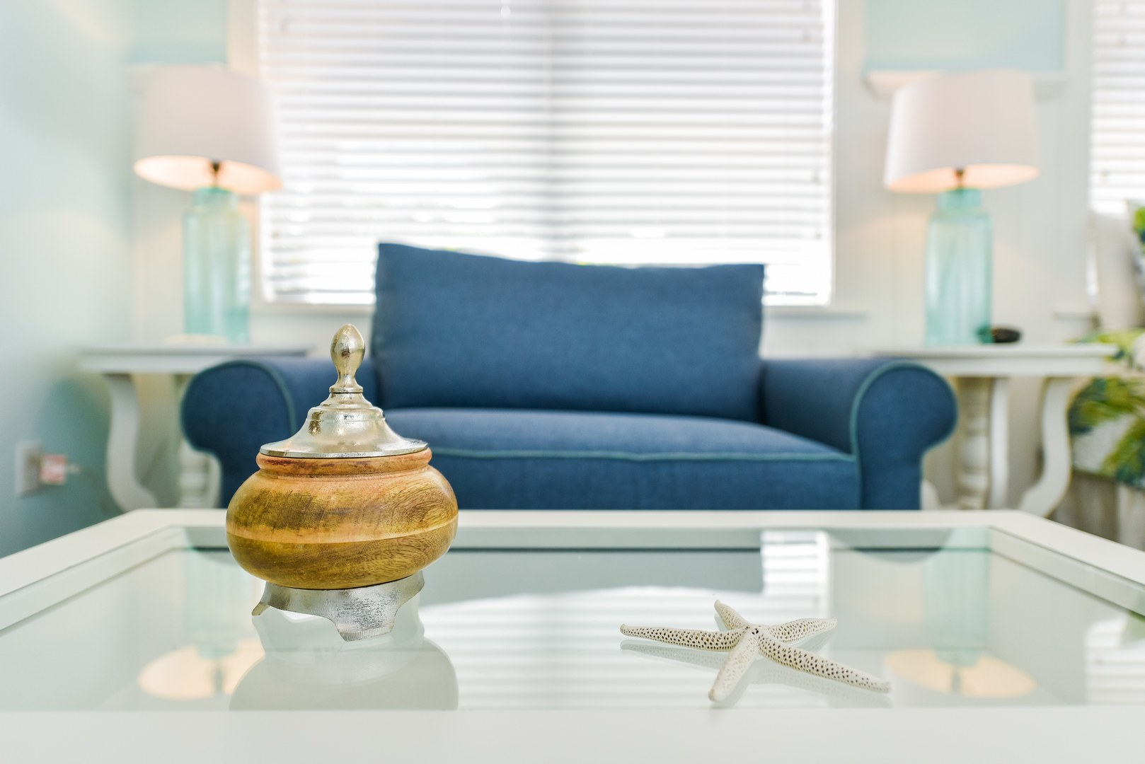 Very Nice Decor and Furnishings for added Comfort