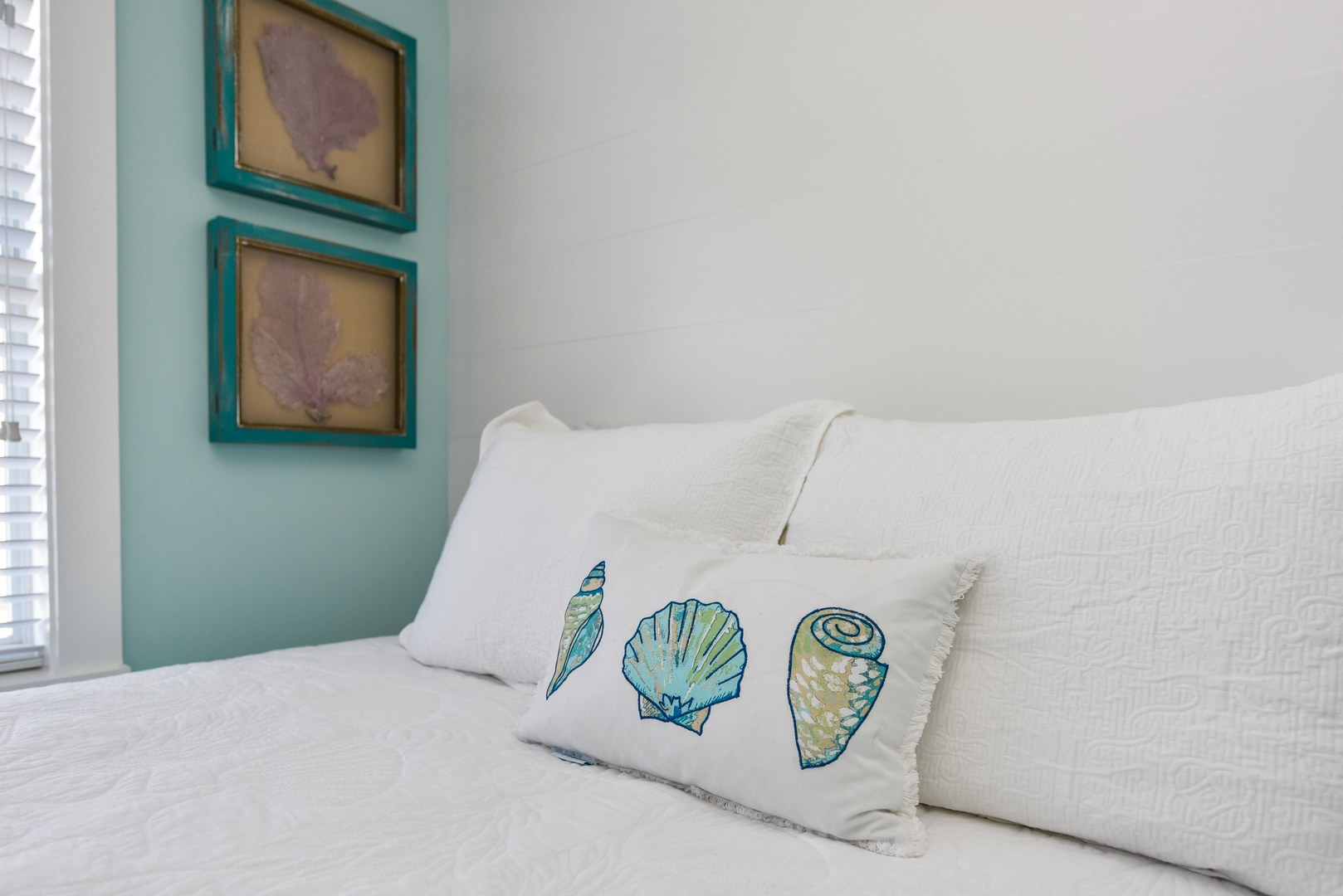 Sleep Sound with upgraded mattresses and linens