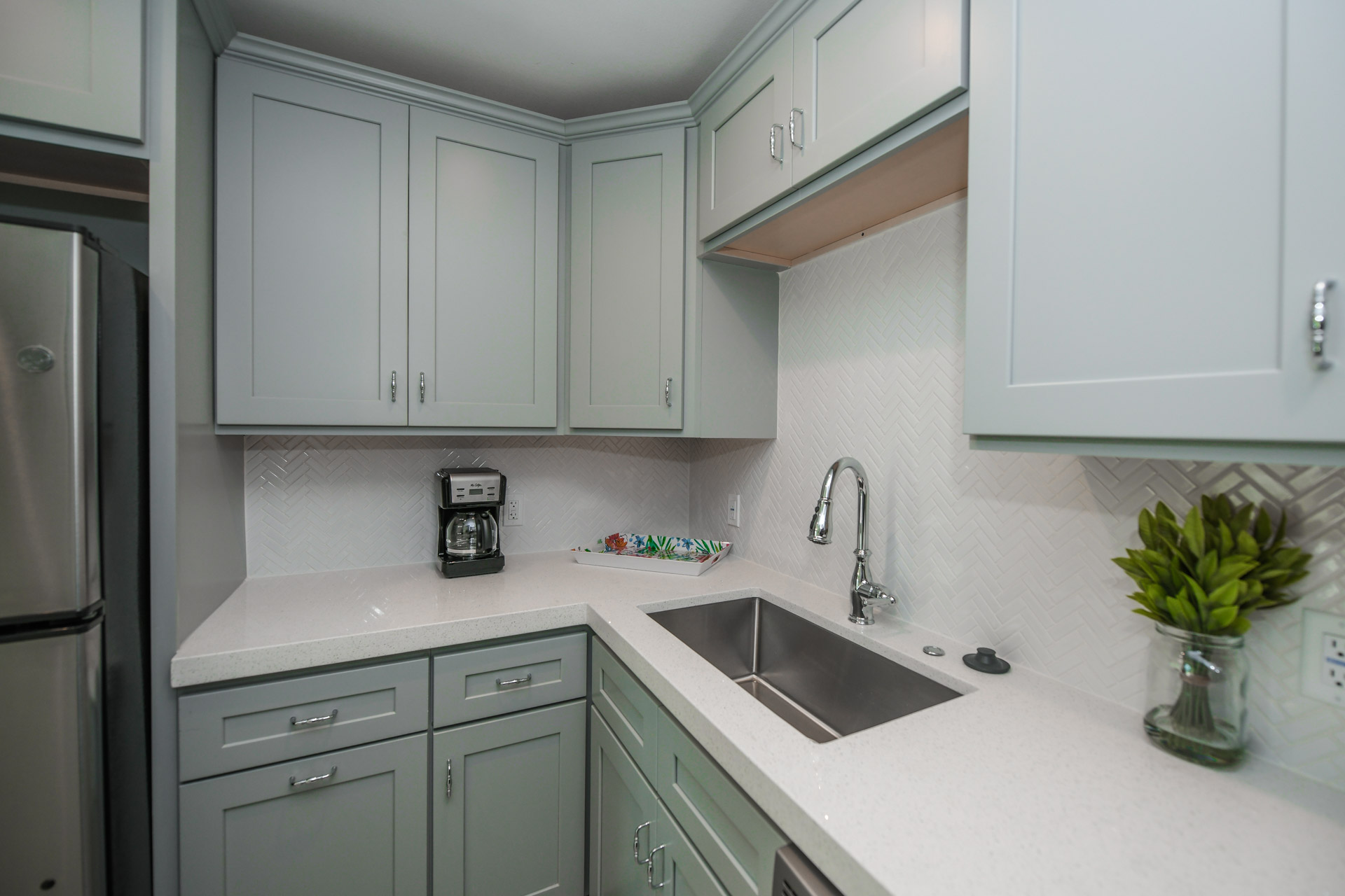 Kitchen Cabinetry and Storage