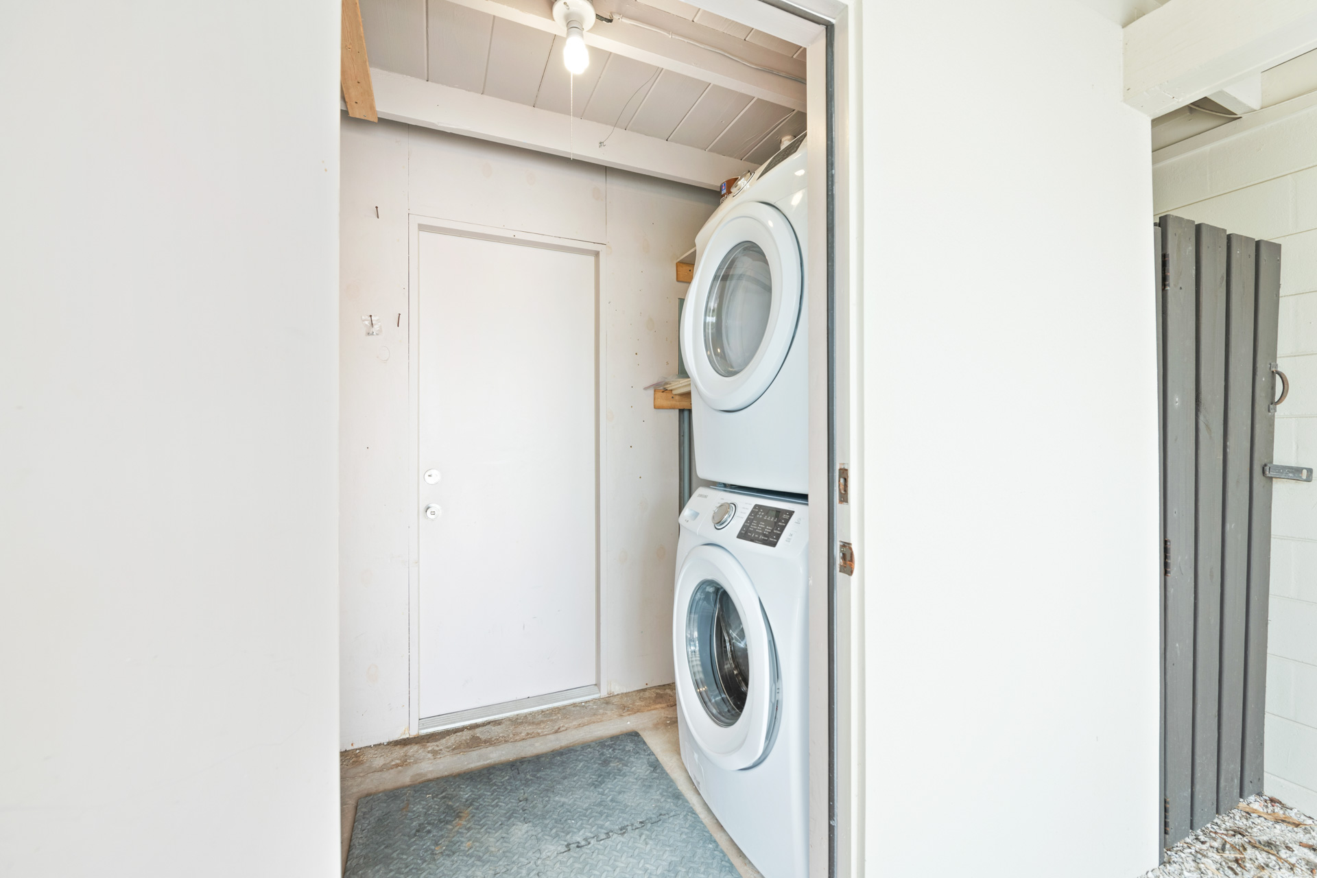 Community Washer and Dryer