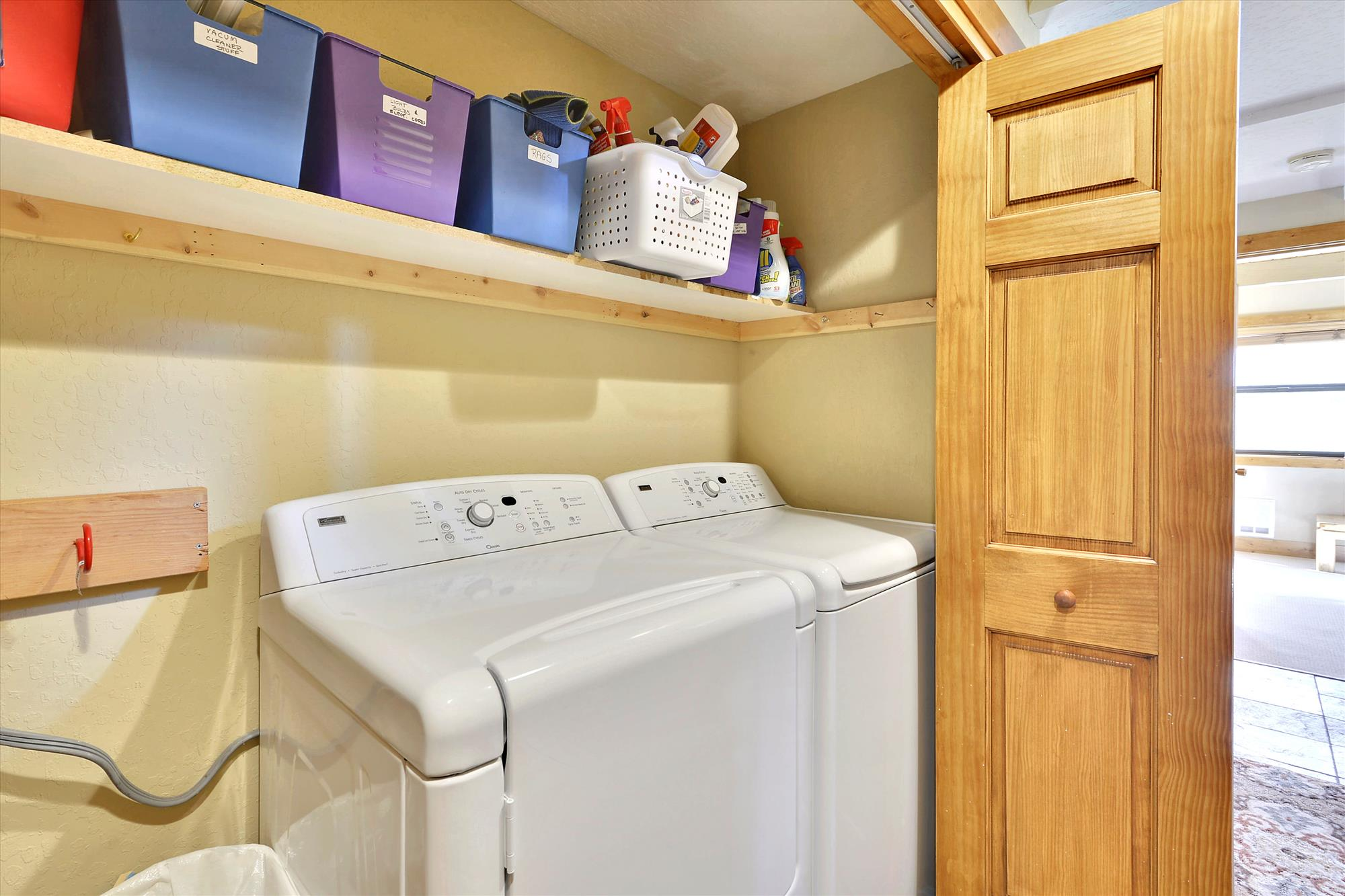 Entry Level,Washer Dryer,