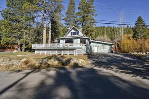 Exterior,Squaw Valley Chalet,