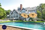 Marthas Vineyard Vacation Home with Large Pool 5 bedrooms and close to the beach