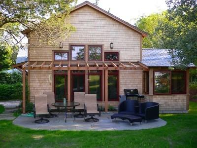Close to Downtown Oak Bluffs in Marthas Vineyard 2 bedroom vacation home for rent