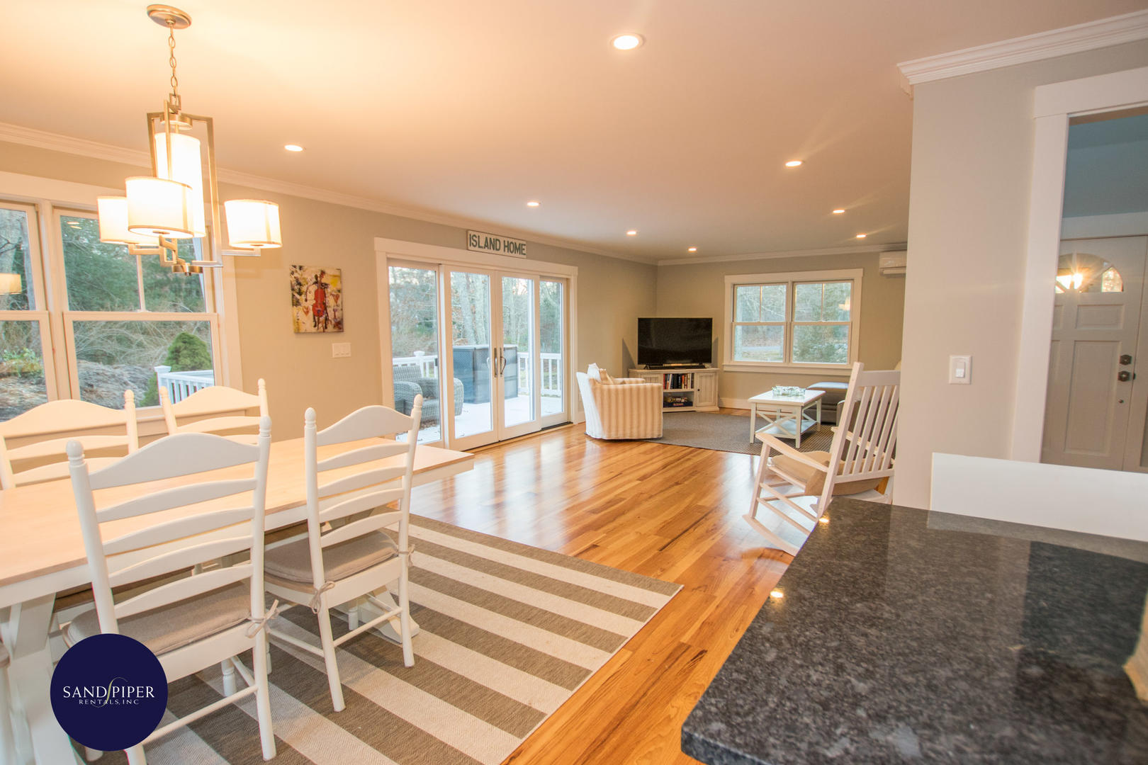 Oak Bluffs 3 bedroom vacation rental close to the beach in Marthas Vineyard