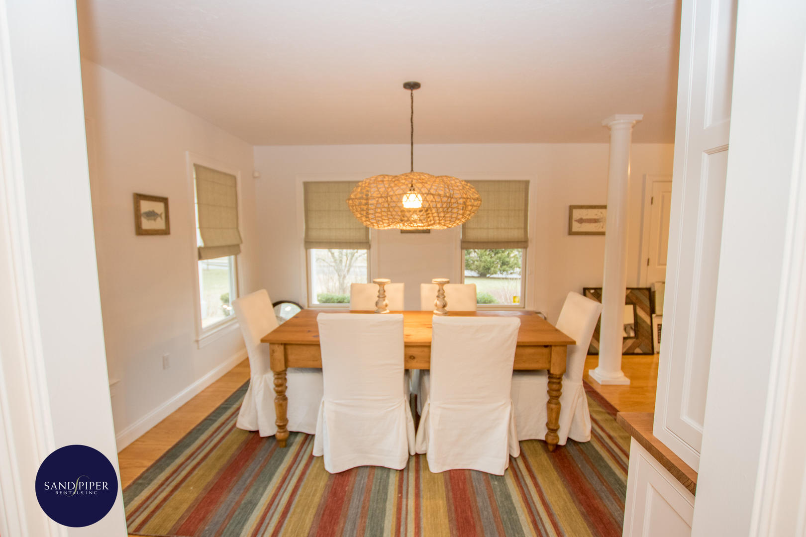 Formal dining room view 2