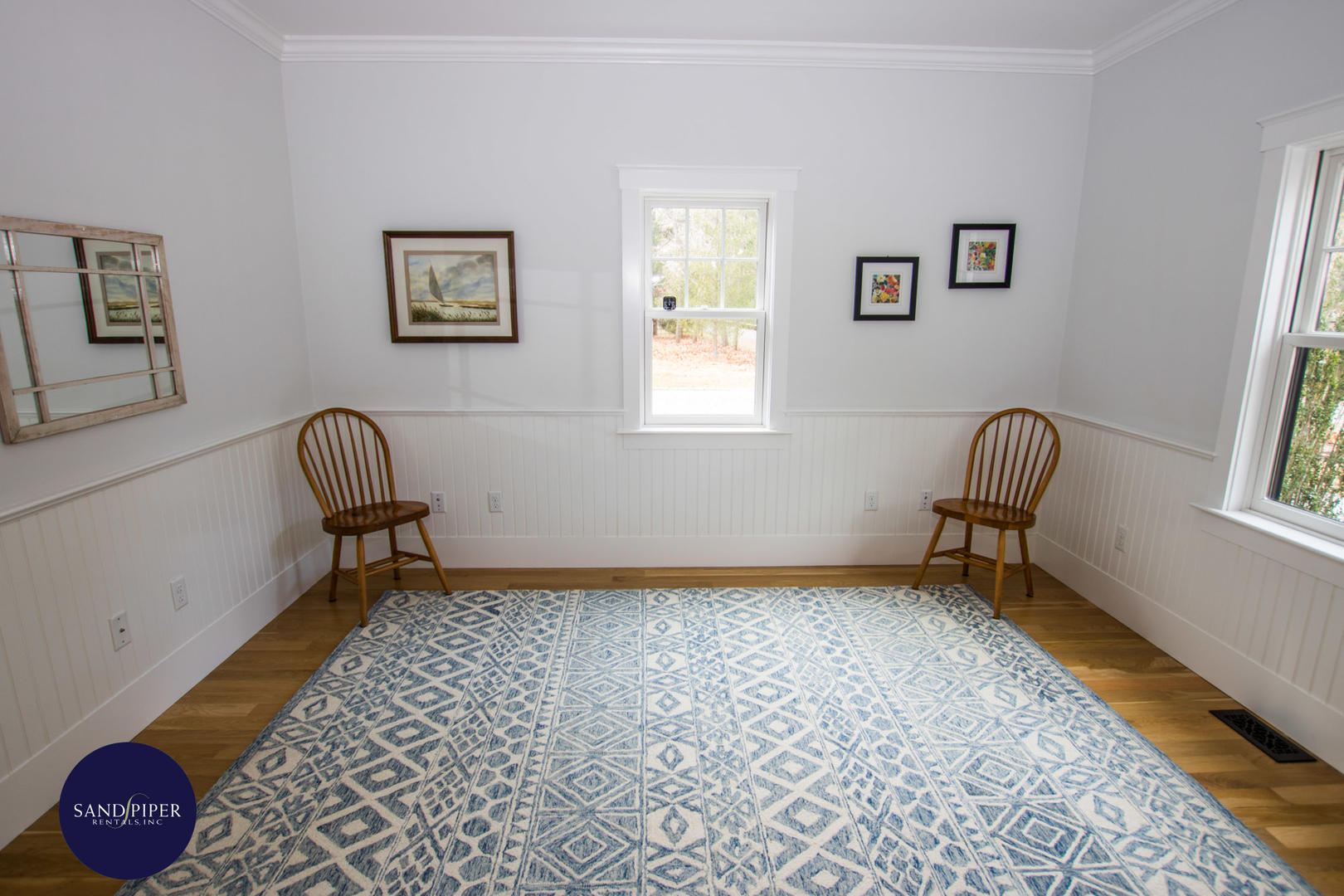 FURNISHINGS TO ARRIVE - Dining Room