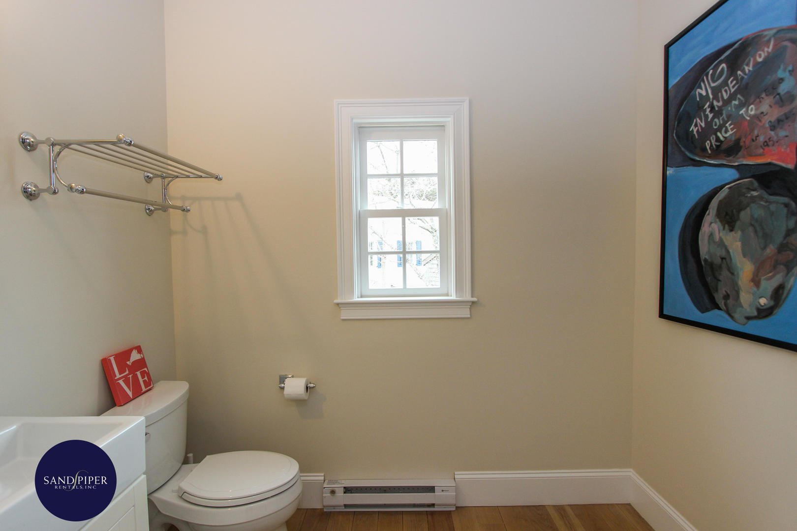 Powder Room, Carriage House