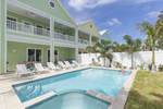 Private heated pool and hot tub is your own island oasis!