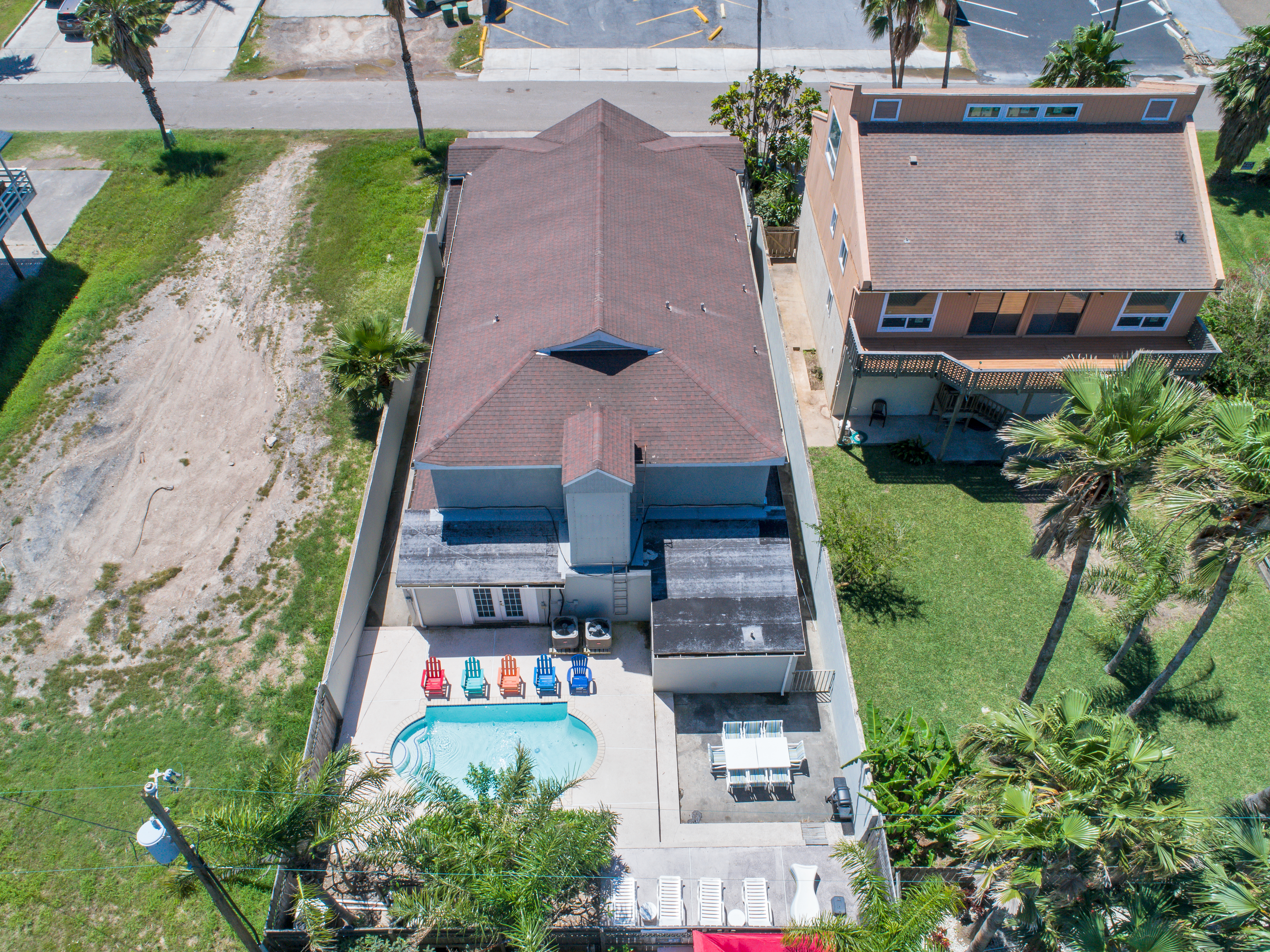 124 E Retama South Padre Island 7 Bedroom Private Heated Pool Family Reunion Large Group 129664 Find Rentals