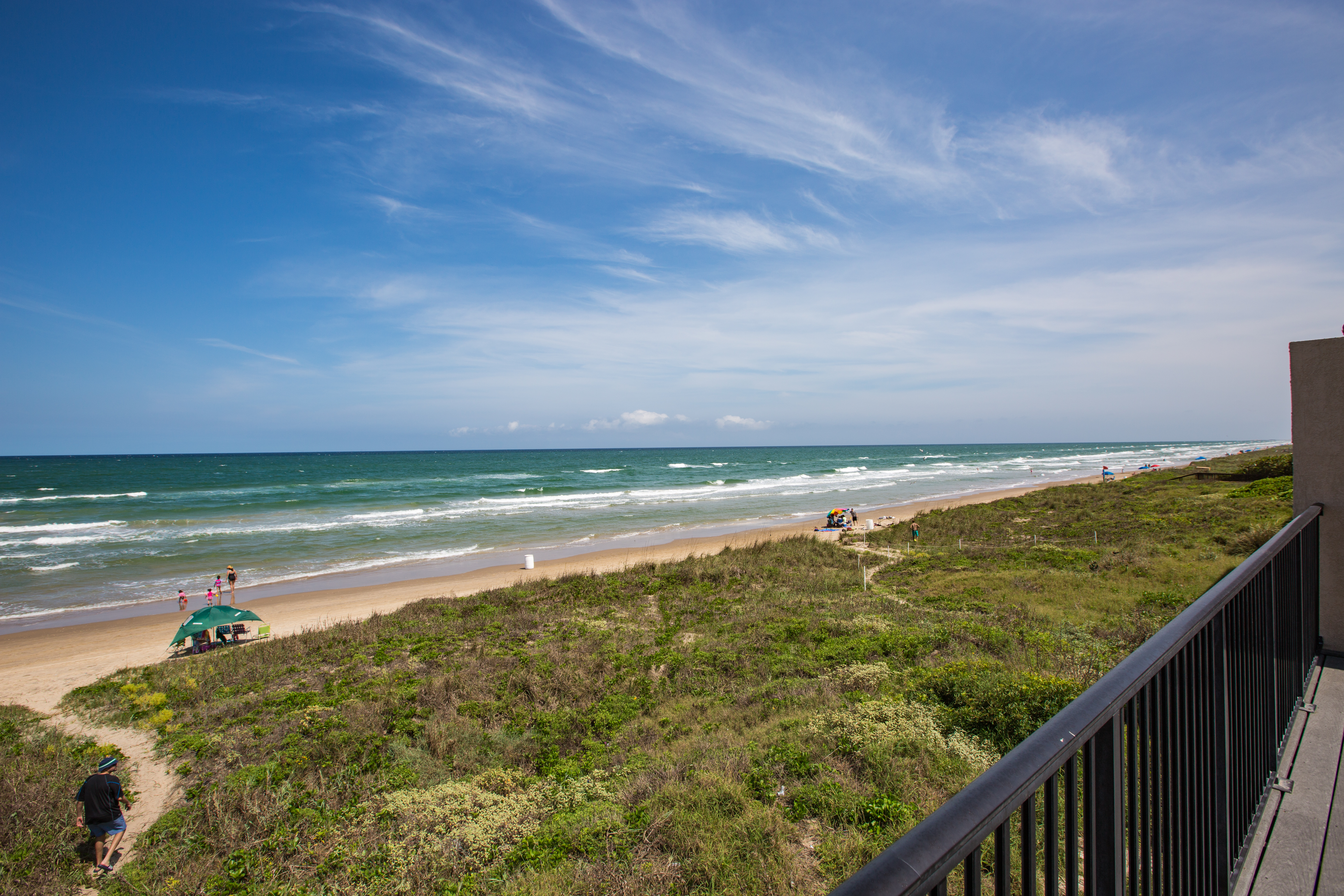 Ocean View vacation rental in South Padre Island on the beach with 4 bedrooms and pool
