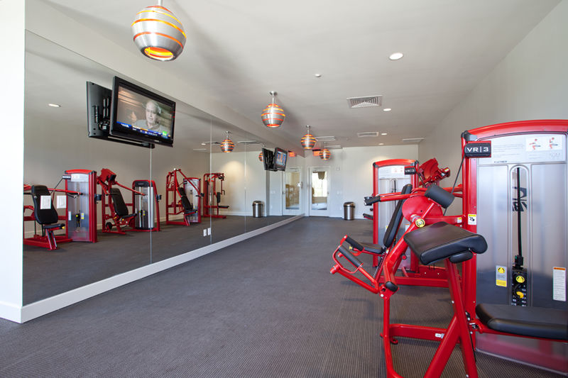 Sapphire Work Out Center.
