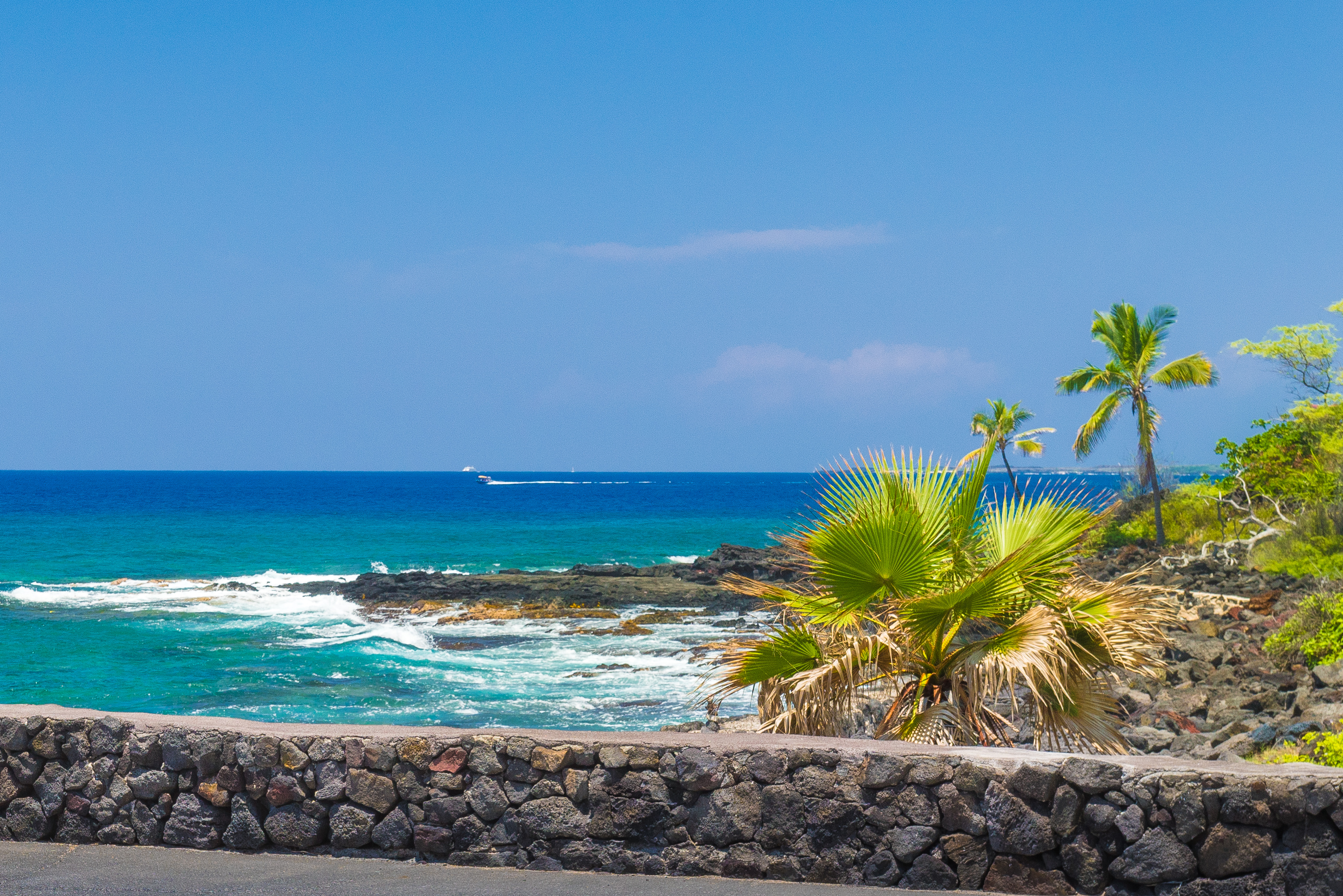 Amazing views from your lanai's