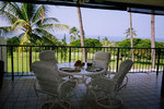 Wonderful top floor view from your lanai