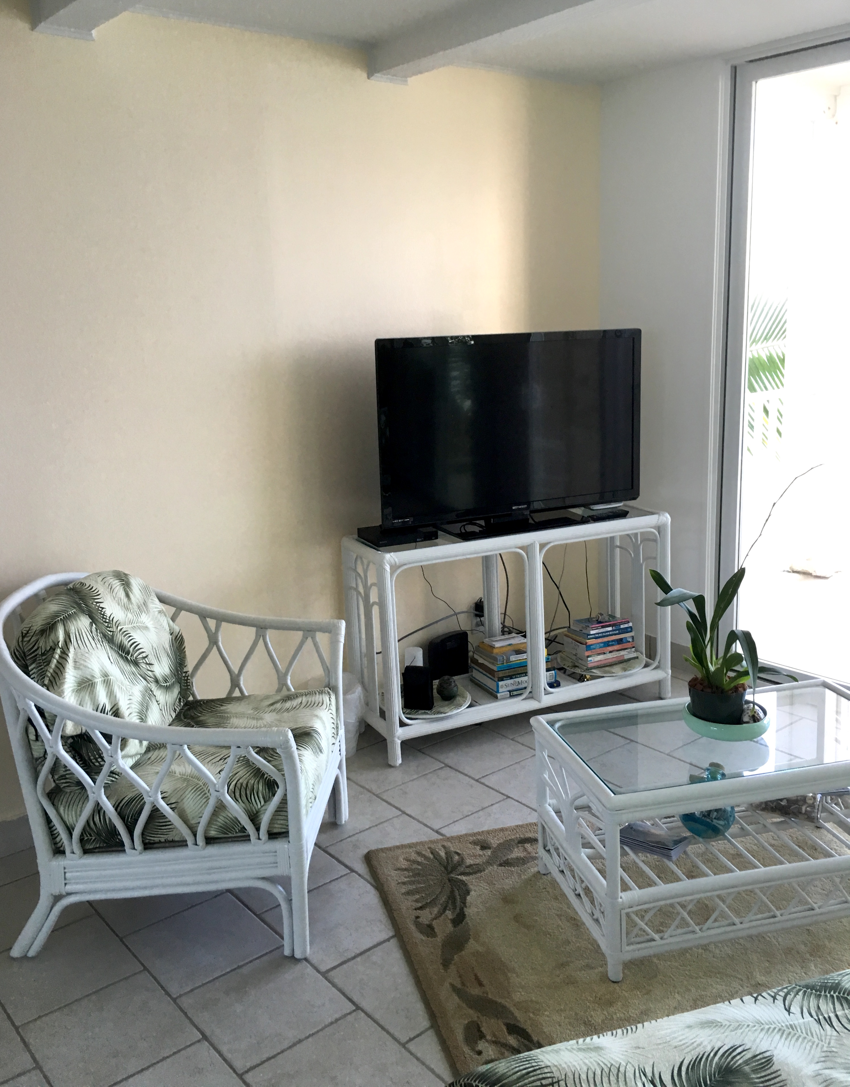 Cable TV in your living room