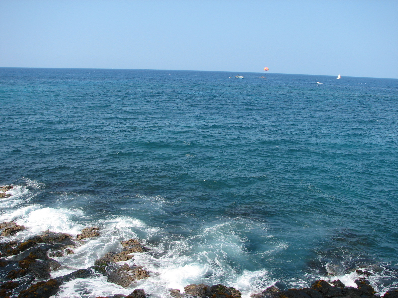 Amazing views from your lanai, any closer and you would be swimming.