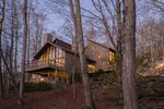 Blowing Rock 5 bedroom cabin rental with access to Yonahlossee Resort this home sleeps 12