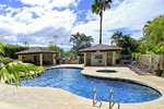 NEW UNIT! Private Entries 2bed/2bath Remodeled Across from Beach w AC-MB P301 Kihei Hawaii Maui Paradise Properties