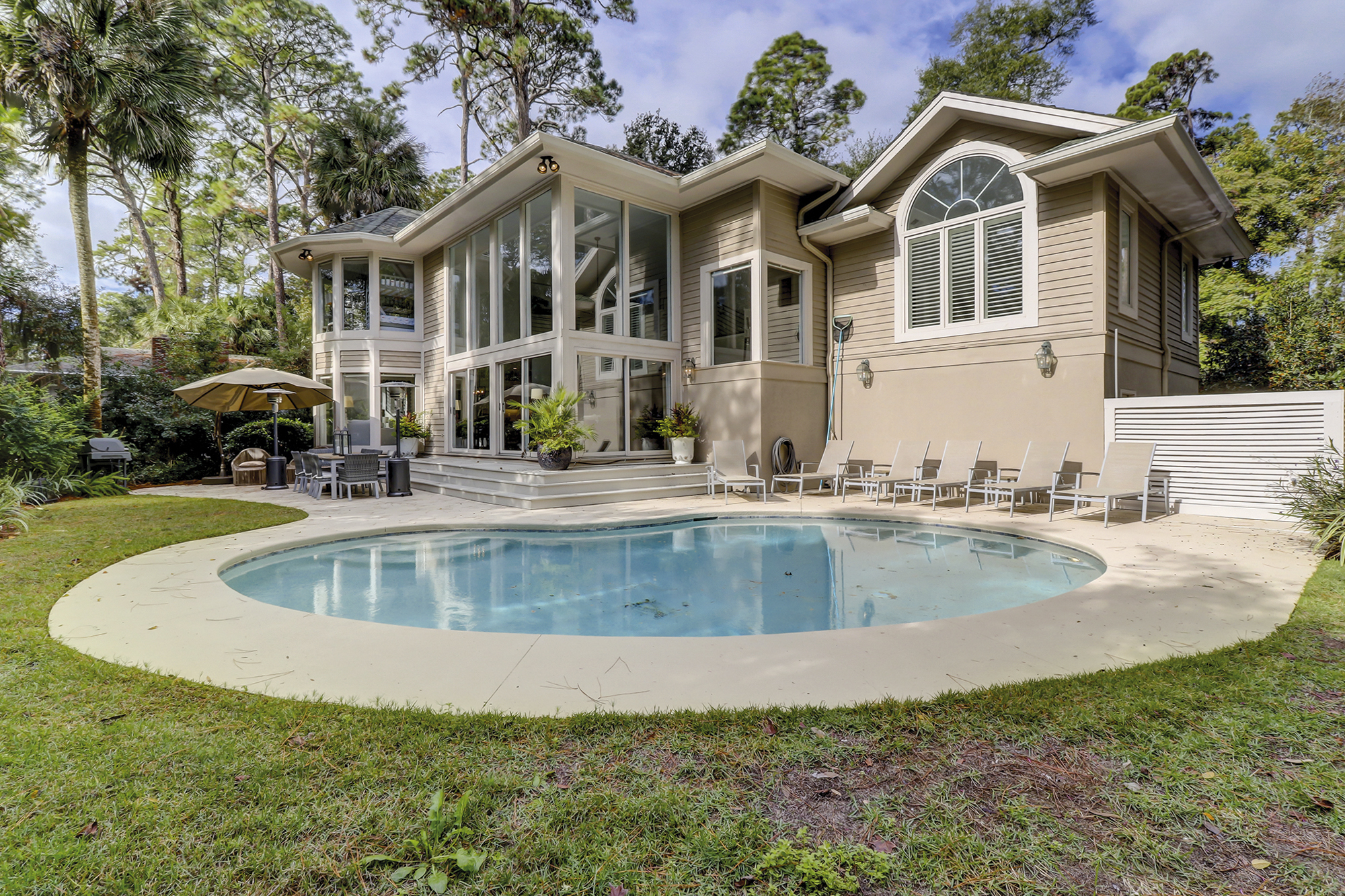 57 North Sea Pines Place To Stay On Vacation 4 Bedroom 4 Full Bathroom Hilton Head Island South Carolina 144313 Find Rentals