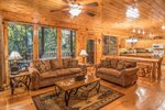 Eagles Haven Lodge Sevierville Tennessee Mountain Time Cabin Rentals