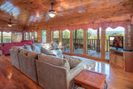 Eagles Mountain Lodge Sevierville Tennessee Mountain Time Cabin Rentals