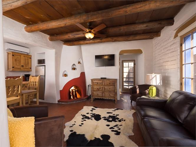 Besos santa fe new mexico vacation 10279 find rentals for Santa fe new mexico cabin rentals