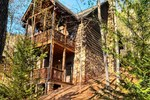 Wildflower Cabin 1- Relax in Luxury - Hot Tub - Pool Table - Nature Franklin North Carolina Wildflower Cabin Rentals