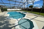 GORGEOUS NEW! 6BR HUGE PRIVATE SOUTH FACING POOL w/HOT TUB BBQ