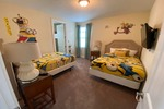 Minion Room 2 double bed