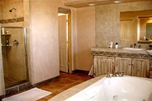 casa de los huesos 3 bedroom vacation house rental taos 10744 | taos house master luxury bathroom 11 medium