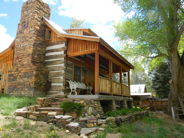 Jordan cabin place to stay on vacation 1 bedroom 1 full for Cabins in taos nm